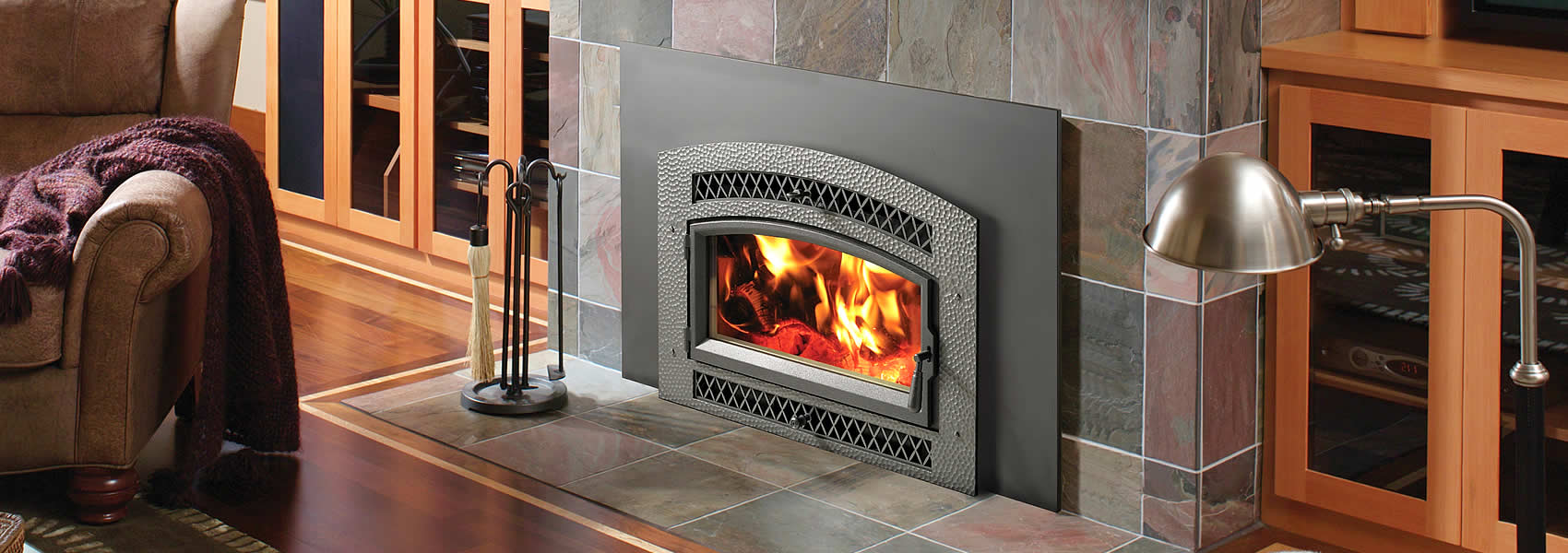 fpx wood fireplace