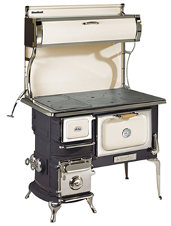 1902 oval wood cook stove
