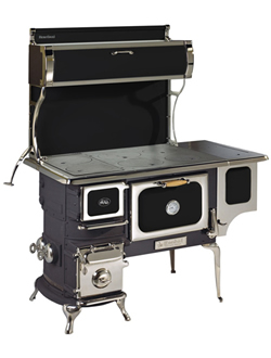 1903 oval wood cook stove